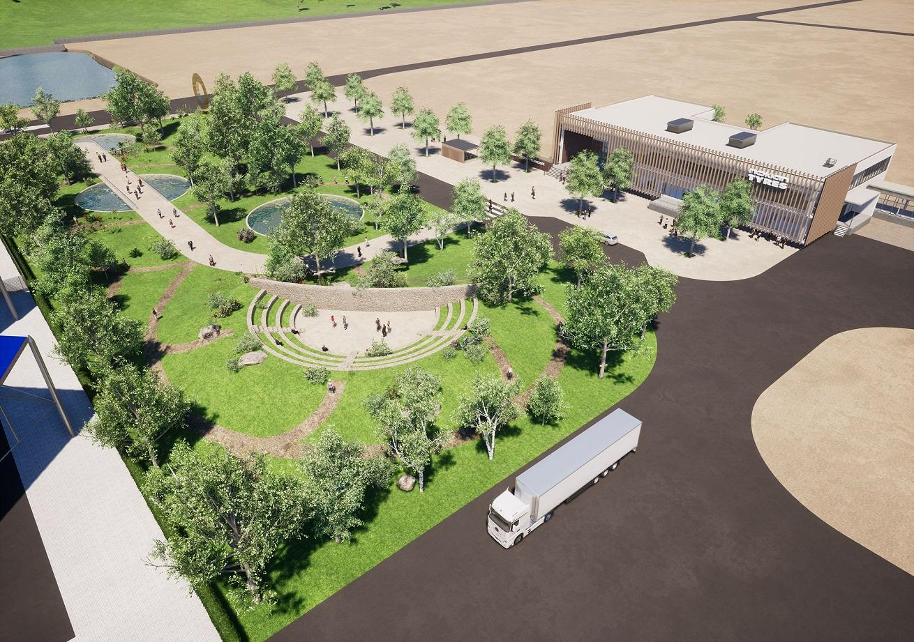 Nokian Tyres construiește in America o clădire cu sala de sport pentru angajați! - Articole anvelope iarna, vara, all season