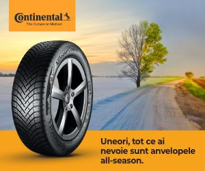 Continental AllSeasonContactTM: Păstrați controlul, indiferent de sezon - Articole anvelope iarna, vara, all season