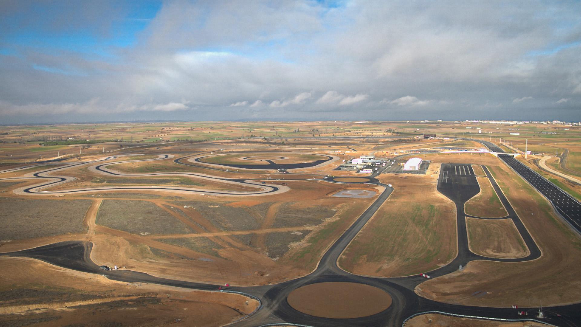 Centrul de testare Nokian Tyres din Spania a început să funcționeze la capacitate maximă - Articole anvelope iarna, vara, all season