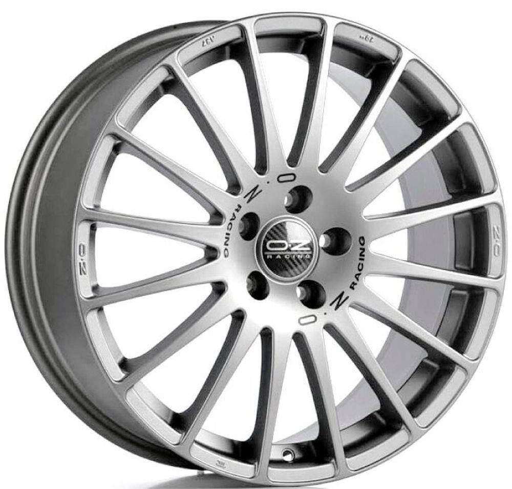 Janta aliaj OZ SUPERTURISMO GT Silver 7X16 4X108 ET43