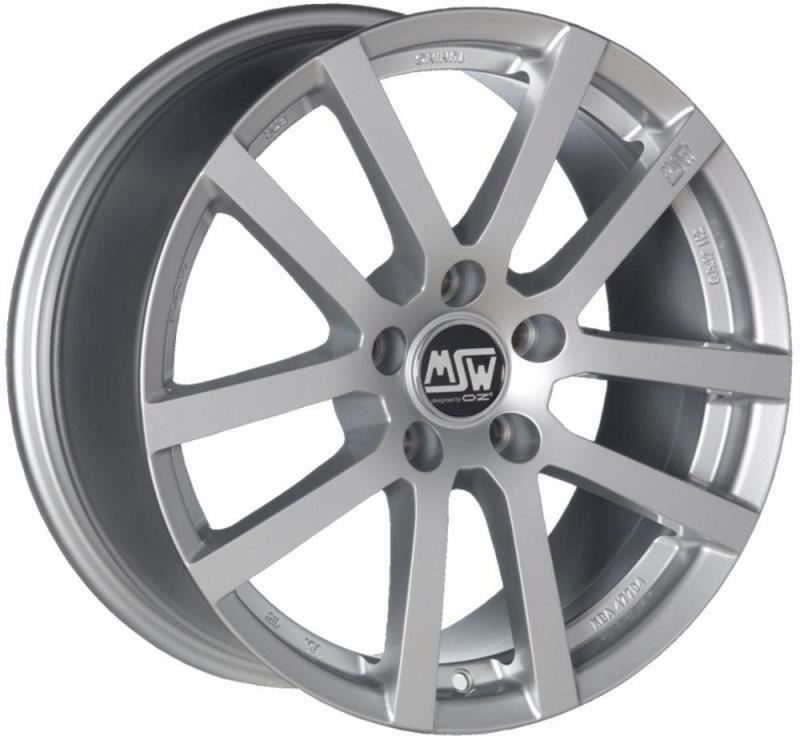 Janta aliaj MSW 22 Full Silver 6,5x15 5x112 ET45 57,1