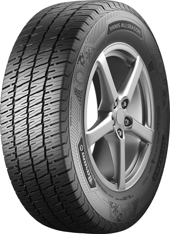 Anvelope ALL SEASON BARUM VANIS ALL SEASON - 195/75 R16C 107/105R