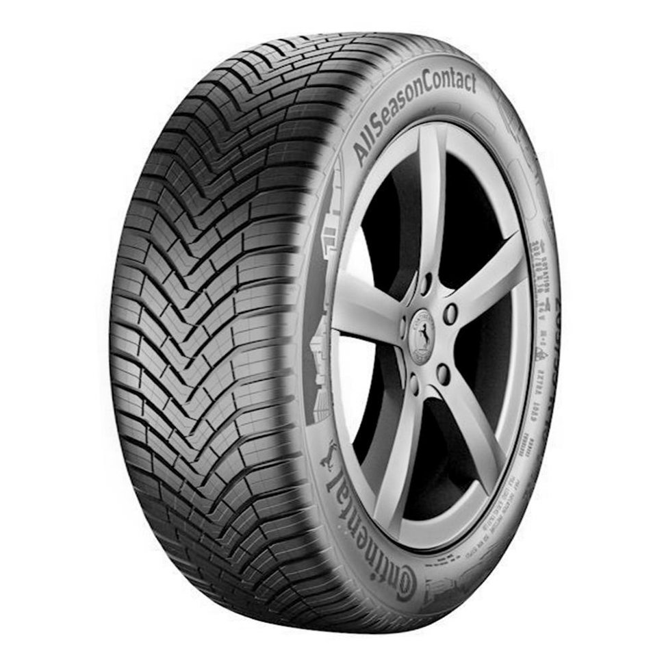 Anvelope ALL SEASON CONTINENTAL ALL SEASON CONTACT - 195/65 R15 91T