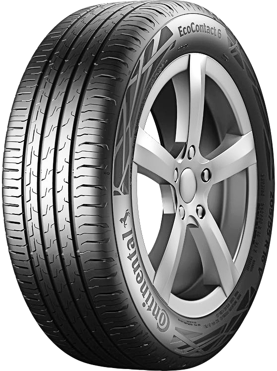 Anvelope VARA CONTINENTAL ECO CONTACT 6+ - 215/55 R18 95T