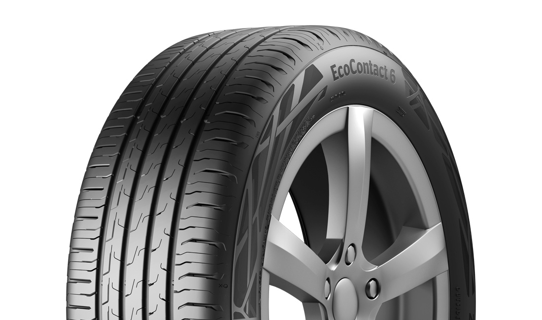 Anvelope VARA CONTINENTAL ECO CONTACT 6 DEMO - 205/60 R16 92V