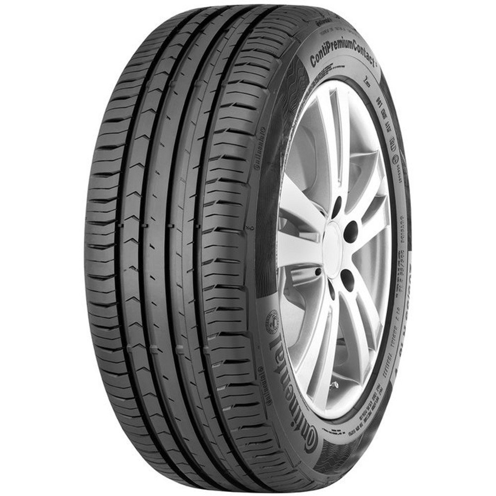 Anvelope VARA CONTINENTAL PREMIUM CONTACT 5 - 205/55 R16 91W