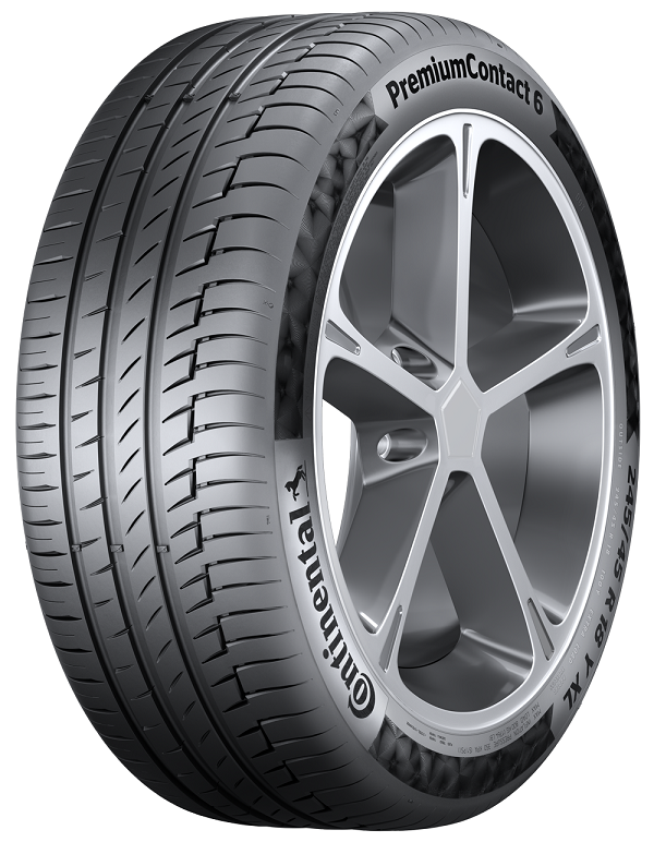 Anvelope VARA CONTINENTAL PREMIUM CONTACT 6 RUN FLAT - 225/50 R18 95W  SSR