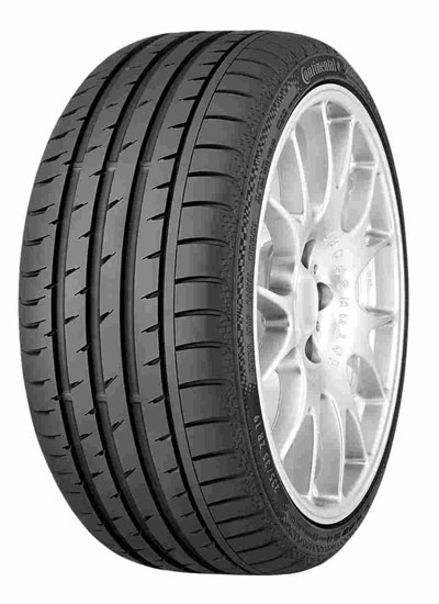 Anvelope VARA CONTINENTAL SPORT CONTACT 3 E SSR - 275/40 R18 99Y  SSR