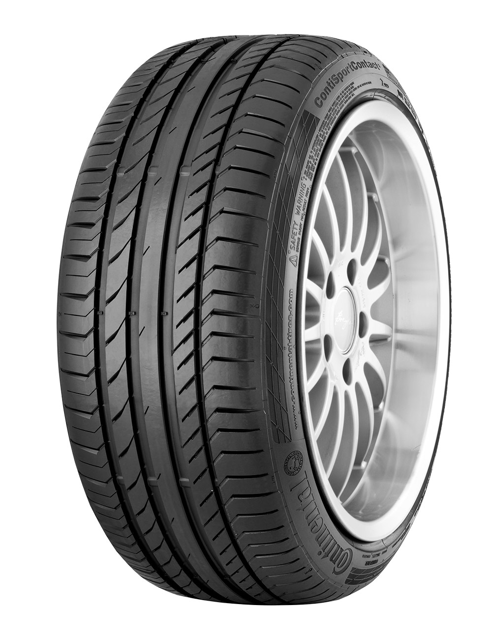 Anvelope VARA CONTINENTAL SPORT CONTACT 5 RUN FLAT - 225/45 R17 91W  SSR