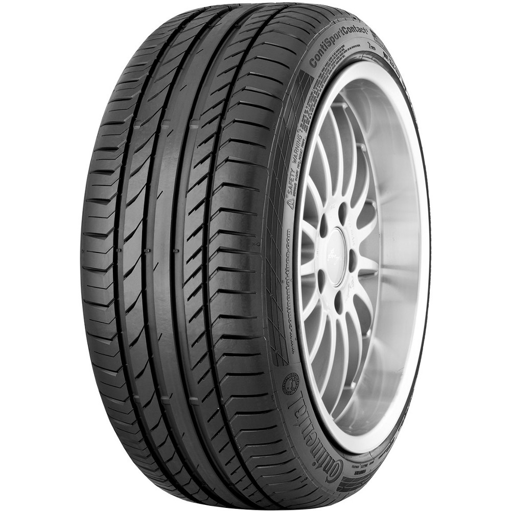Anvelope VARA CONTINENTAL SPORT CONTACT 5 SUV - 255/60 R18 112V XL