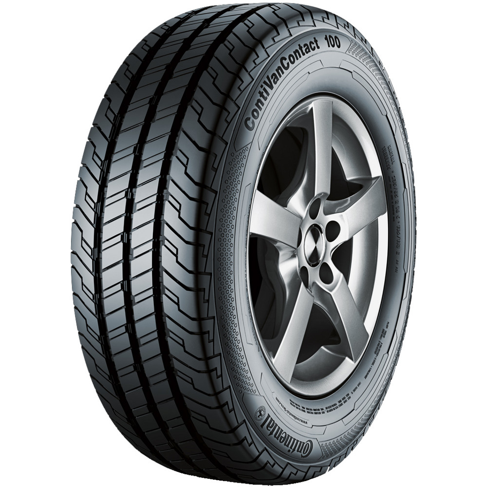 Anvelope VARA CONTINENTAL VAN CONTACT 100 - 215/65 R16C 106/104T