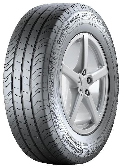 Anvelope VARA CONTINENTAL VANCO CONTACT 200 - 205/65 R16C 107/105T
