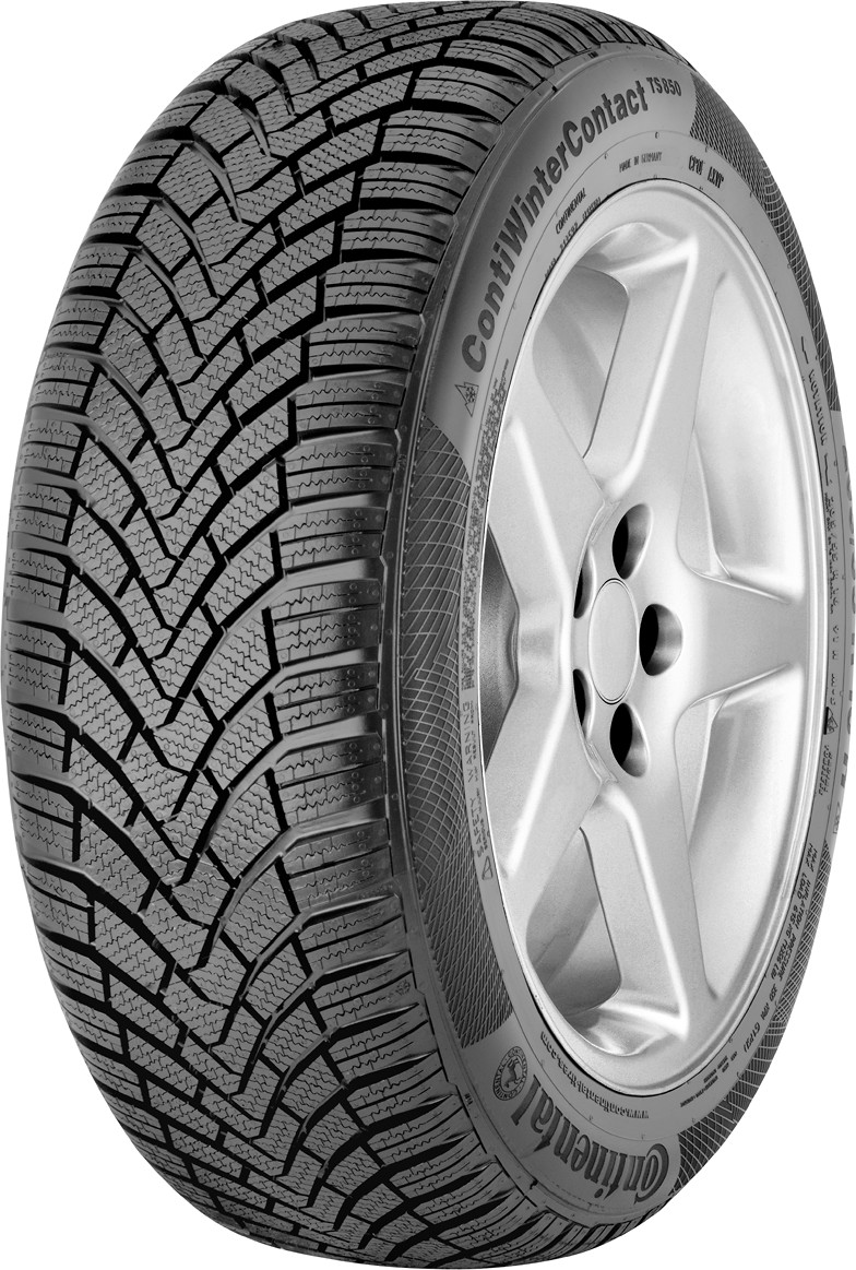 Anvelope IARNA CONTINENTAL WINTER CONTACT TS850 - 215/55 R16 97H XL