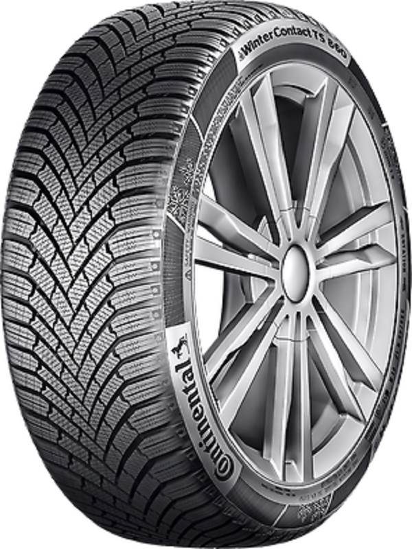 Anvelope IARNA CONTINENTAL WINTER CONTACT TS860 DOT2018 - 205/55 R16 91T
