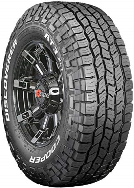 Anvelope ALL SEASONS COOPER DISCOVERER AT3 - 265/75 R15 112T
