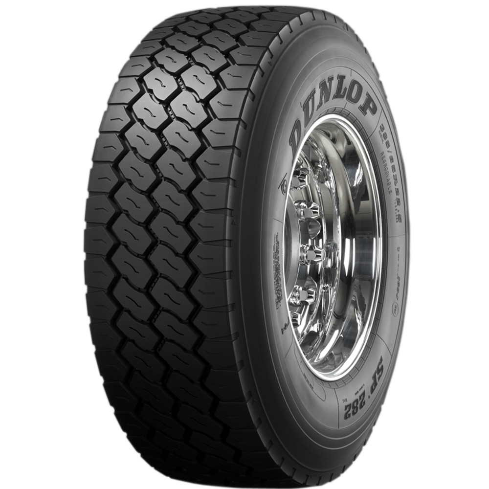 Anvelope TRAILER SANTIER DUNLOP SP282 - 385/65 R22,5 160J