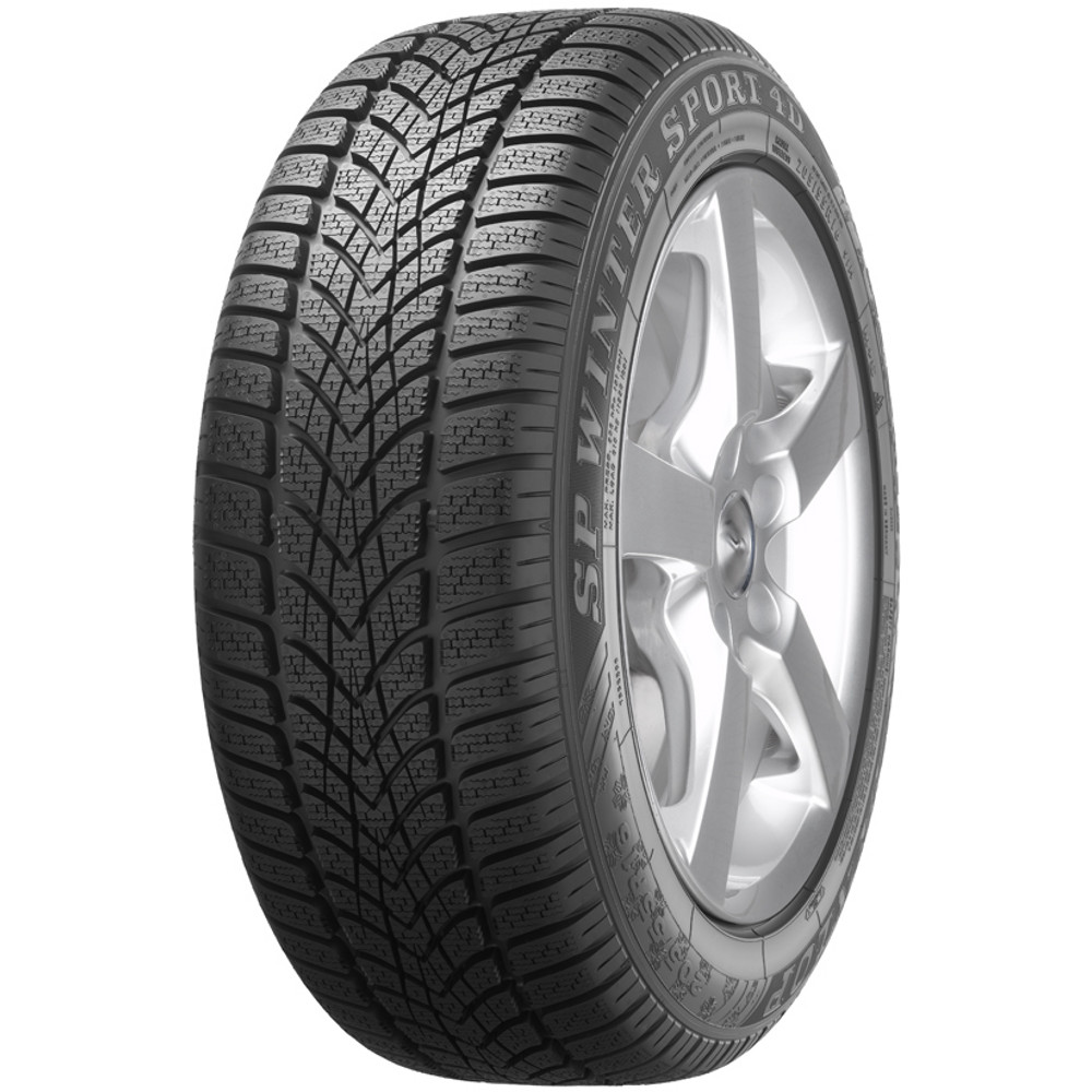 Anvelope IARNA DUNLOP WINTER SPORT 4D RUN FLAT - 225/45 R17 91H  ROF