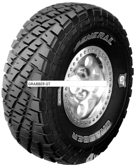 Anvelope Vara General Tire GRABBER GT