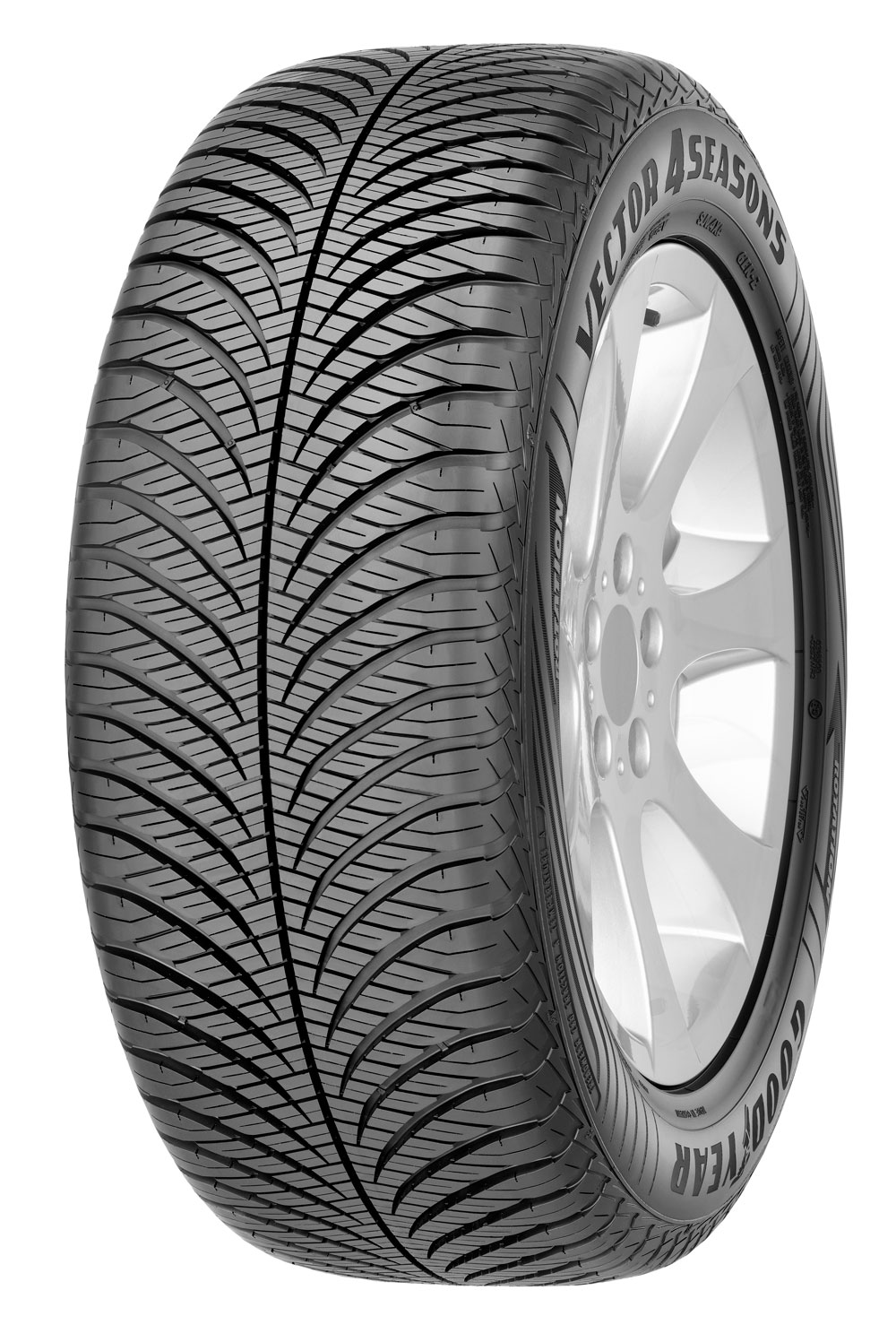 Anvelope ALL SEASONS GOODYEAR VECTOR 4 SEASONS G2 - 205/55 R16 91H