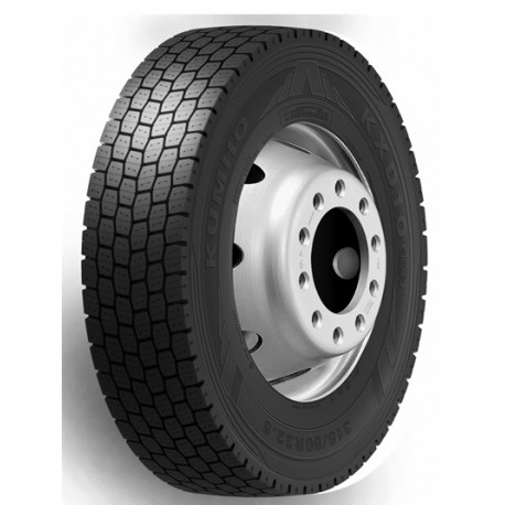 Anvelope TRACTIUNE REGIONAL KUMHO KXD10 - 315/80 R22,5 156/150M
