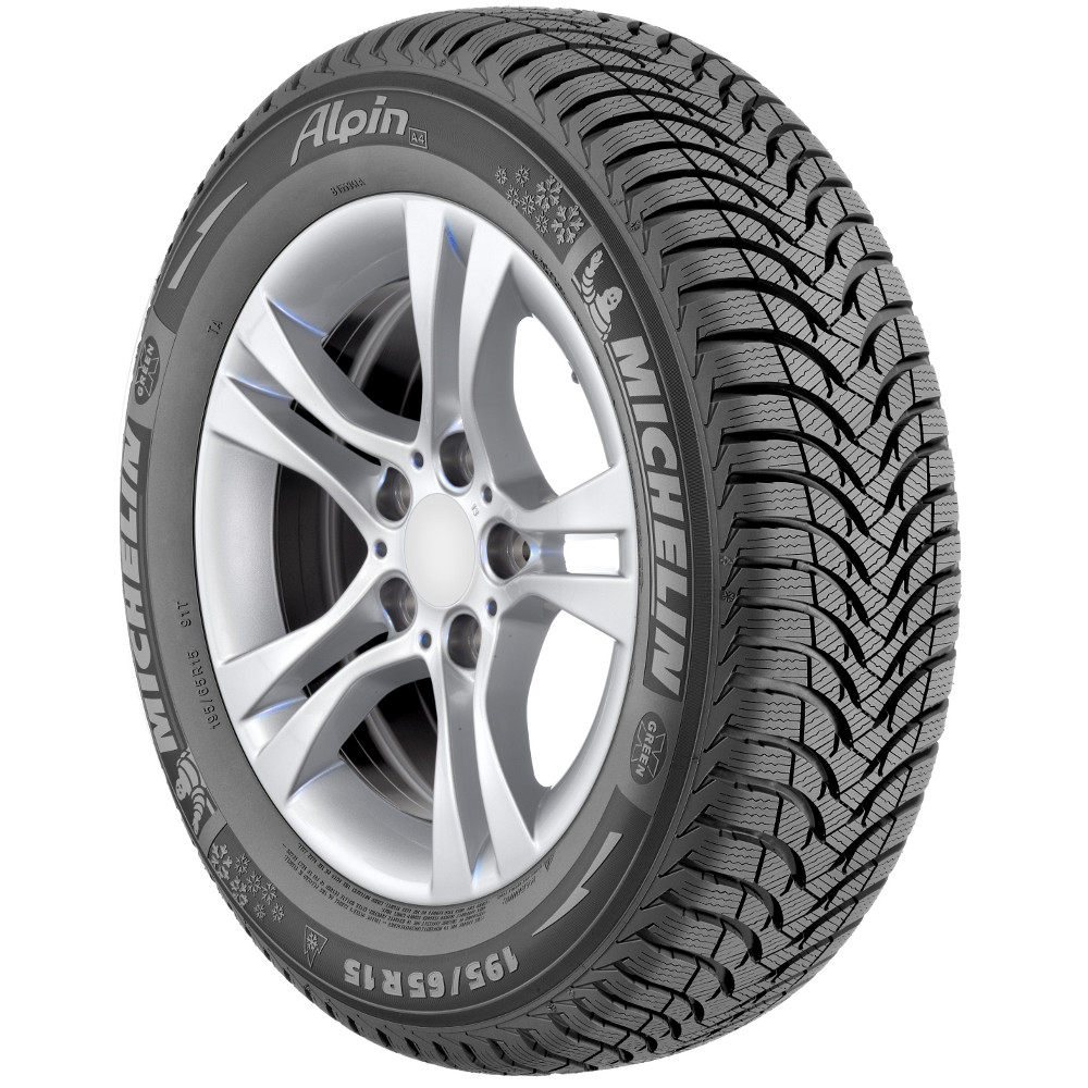 Anvelope IARNA MICHELIN ALPIN A4 - 175/65 R14 82T
