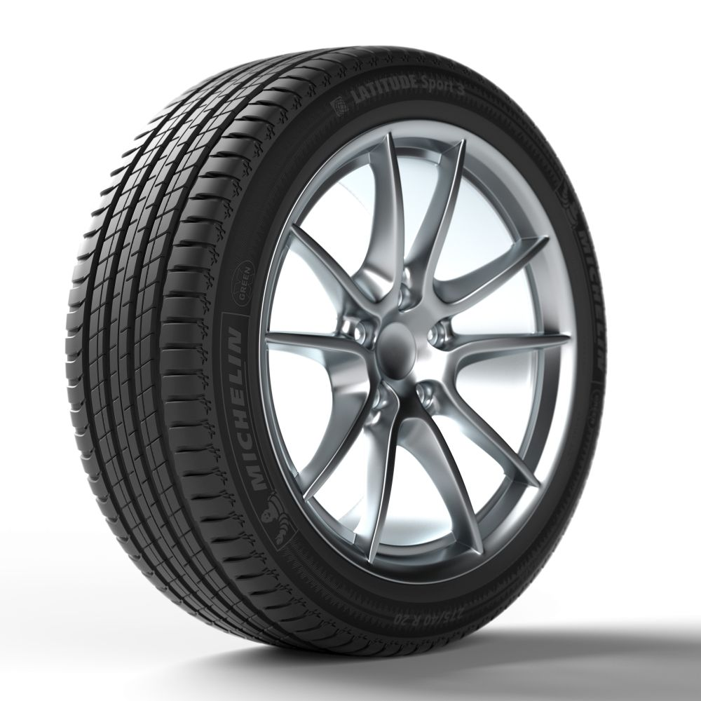 Anvelope VARA MICHELIN LATITUDE SPORT 3 - 255/60 R18 112V XL