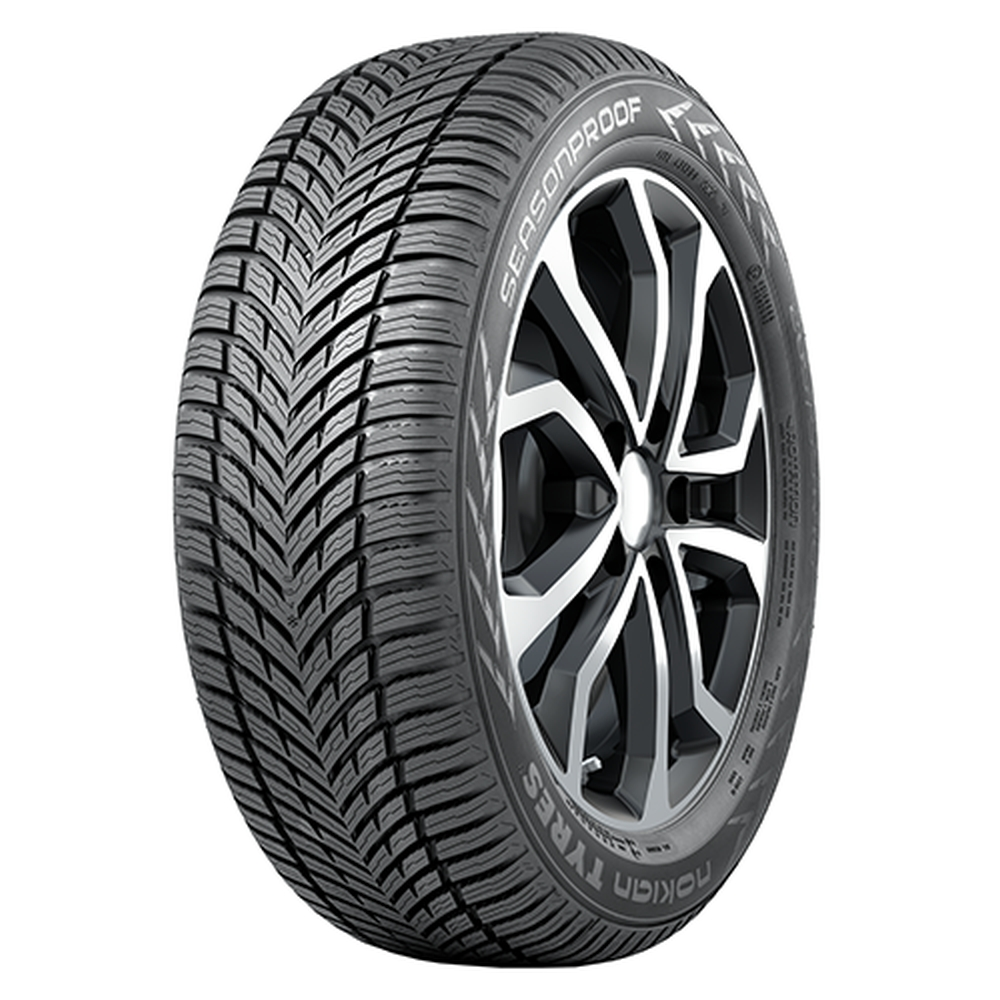 Anvelope ALL SEASON NOKIAN SEASONPROOF - 195/60 R15 88H