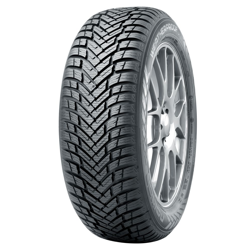 Anvelope ALL SEASONS NOKIAN WEATHERPROOF - 195/65 R15 91T