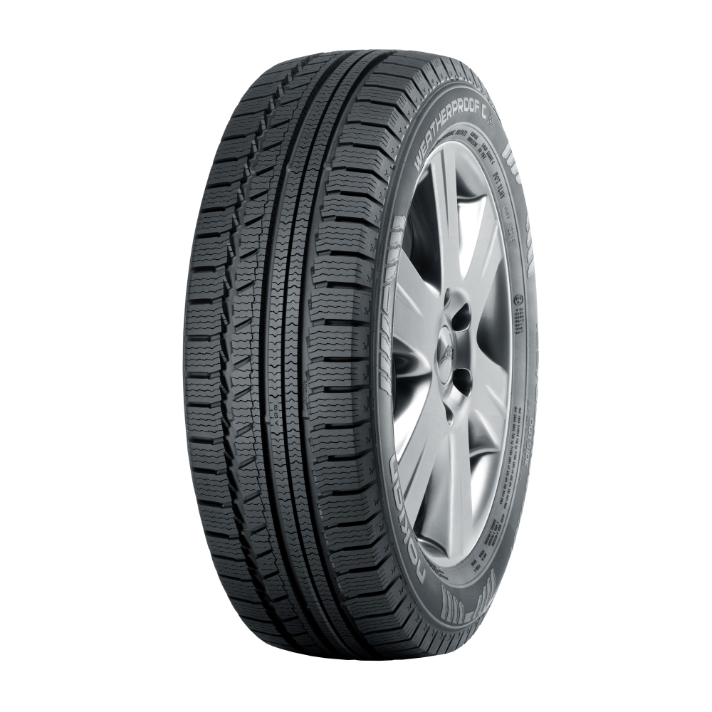 Anvelope ALL SEASON NOKIAN WEATHERPROOF C - 195/75 R16C 107/105R