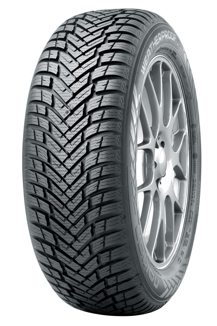 Anvelope ALL SEASONS NOKIAN WEATHERPROOF RUN FLAT - 205/55 R16 91V  ROF