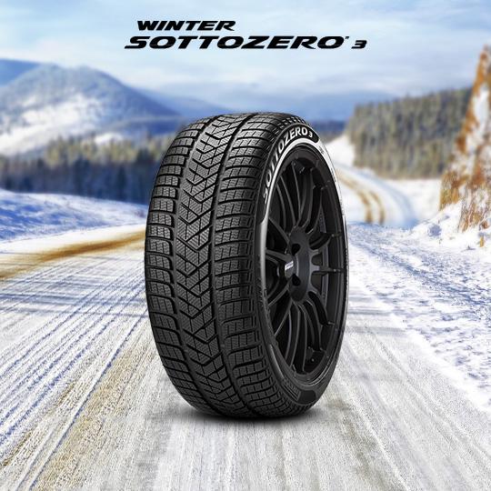 Anvelope Iarna Pirelli WINTER SOTTO ZERO 3 MOE RUN FLAT
