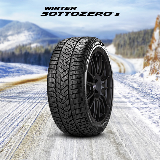 Anvelope Iarna Pirelli WINTER SOTTOZERO 3
