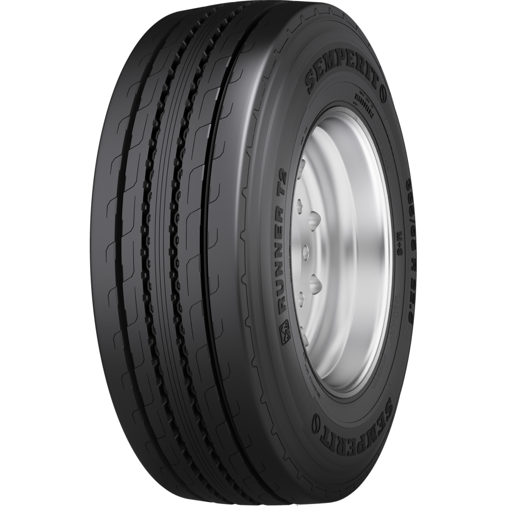 Anvelope TRAILER REGIONAL SEMPERIT RUNNER T2 TRAILER - 245/70 R17,5 143/141L