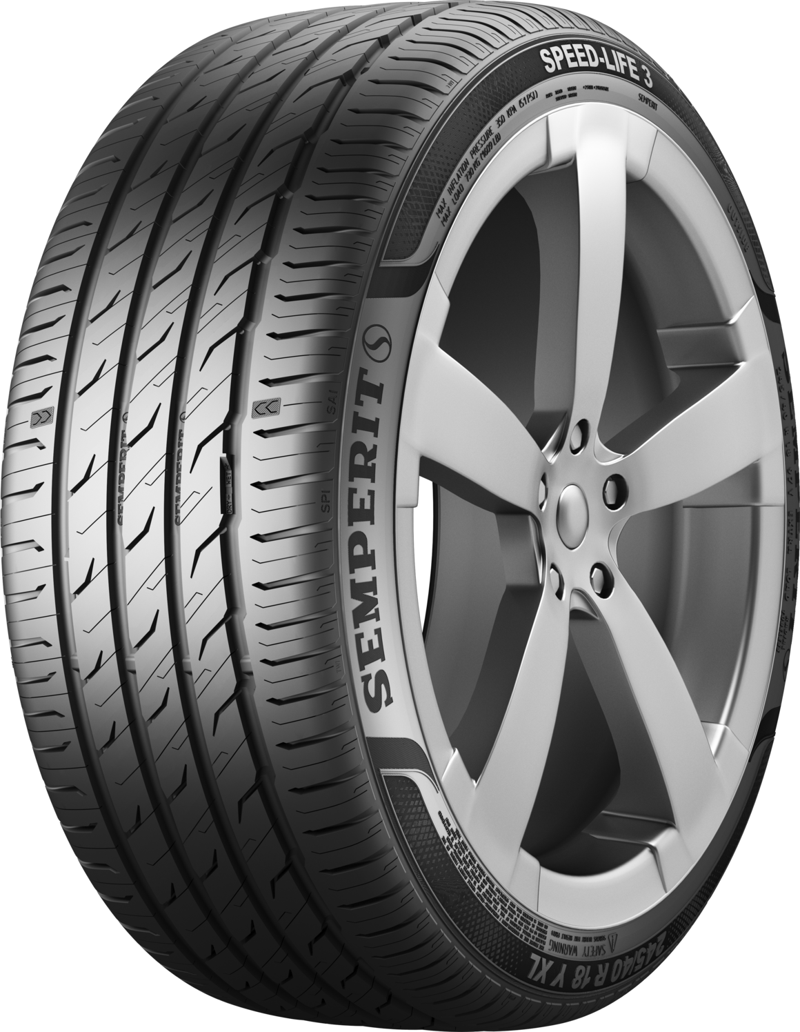 Anvelope VARA SEMPERIT SPEED LIFE 3 - 195/55 R16 87H